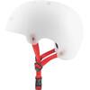 TSG Evolution Special Makeup Helmet clear white